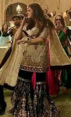 Anushka Sharma sharara in Ae Dil Hai Mushkil   dresses