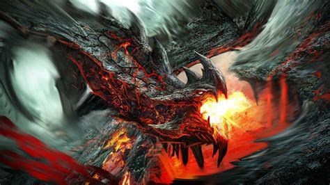 dragon wallpapers backgrounds images freecreatives