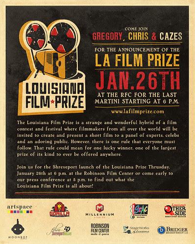 La Film Prize by trudeau