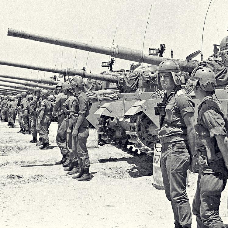 قوات المدرعات الاسرائيلية
