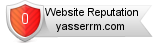 Rating for yasserrm.com