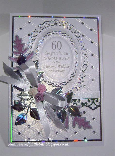 60th Diamond Wedding Anniversary this time, so I've