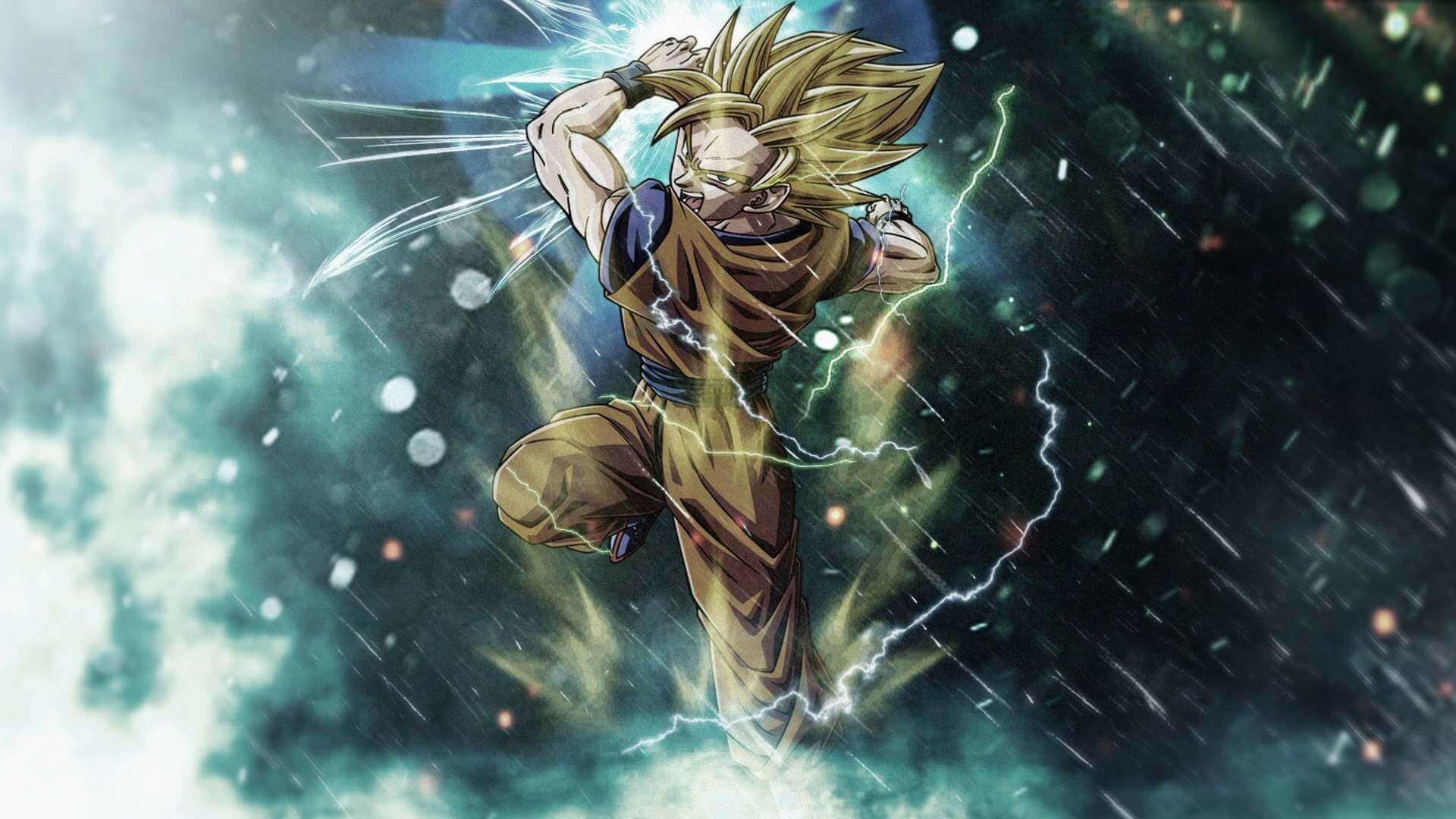 Goku Wallpapers HD 65+ images
