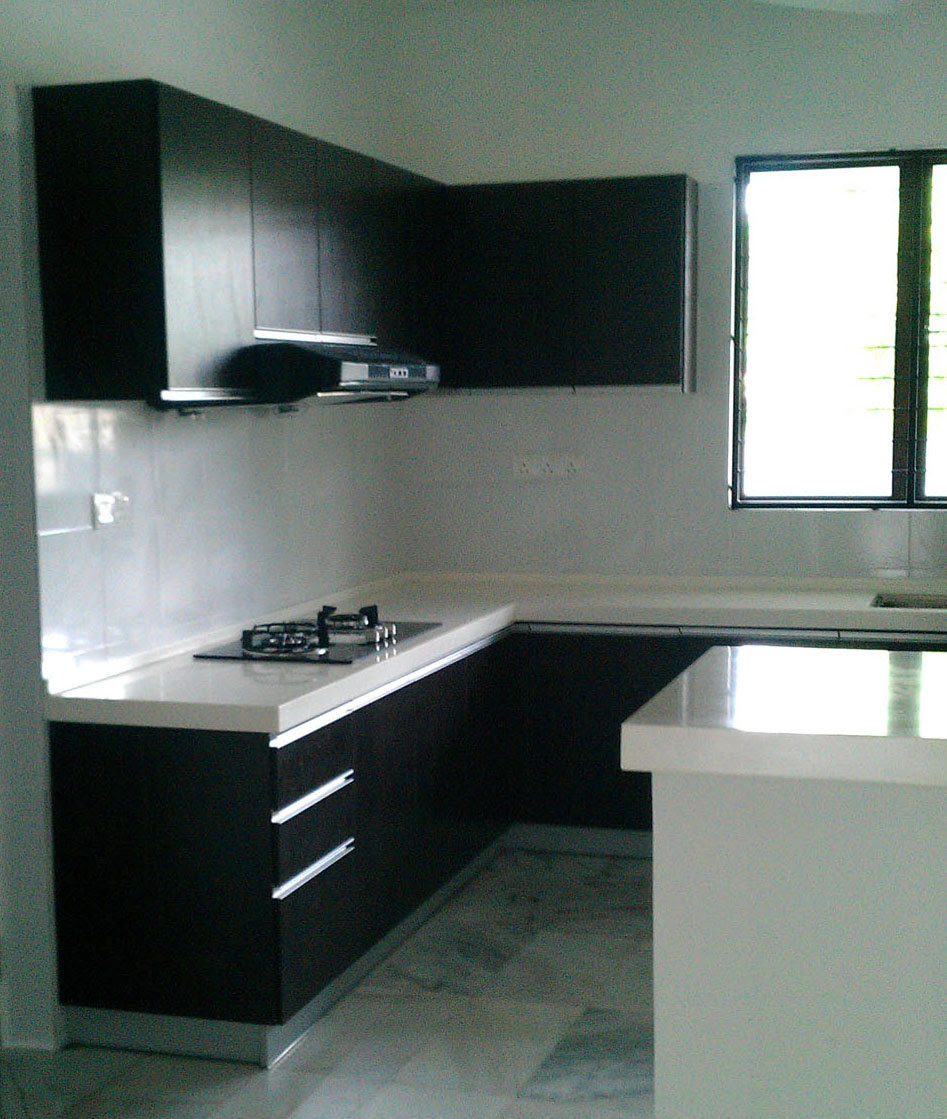 Home Staging Phoenix Kitchen Cabinets L Shaped