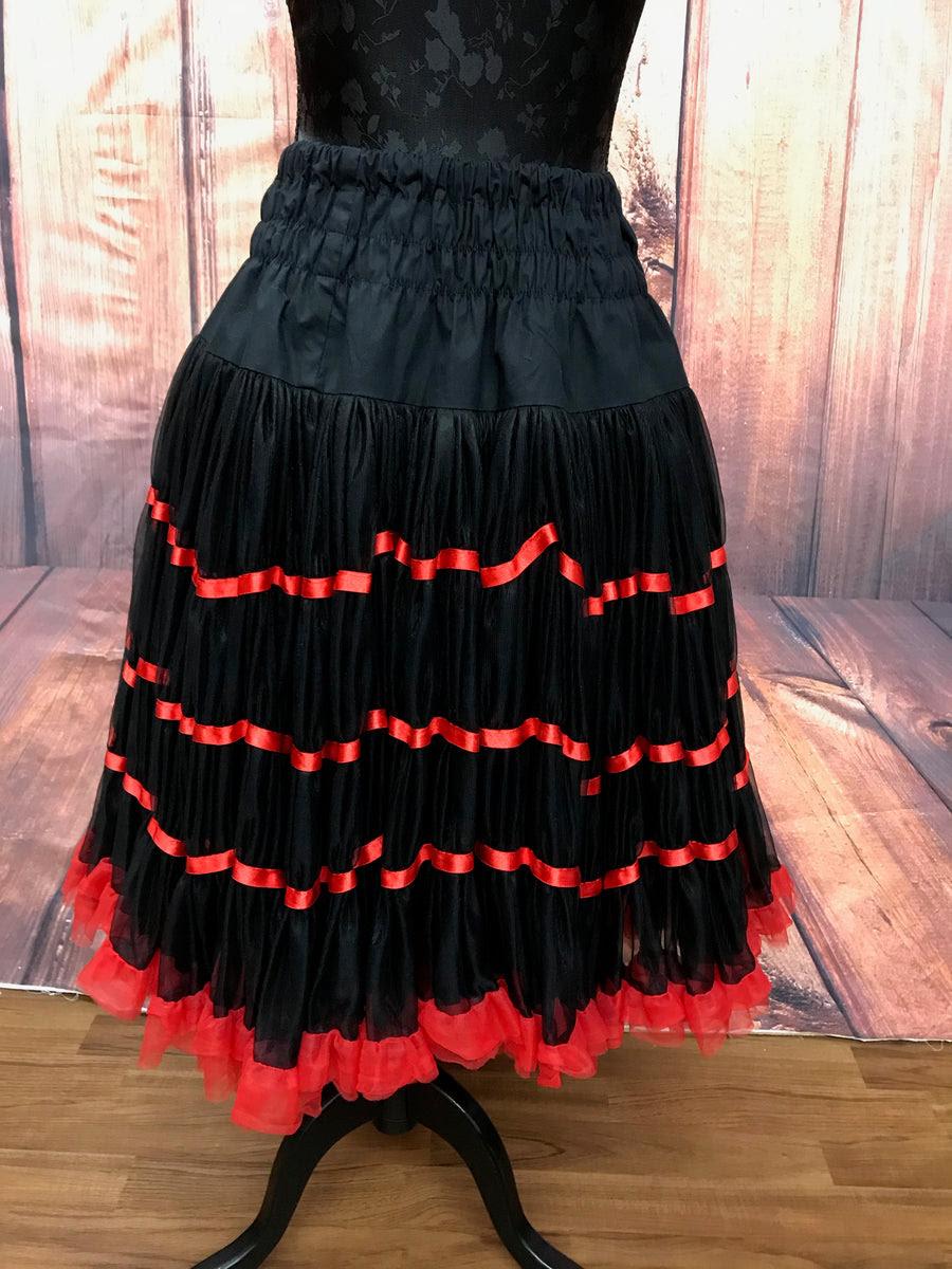 petticoat 50er jahre unterrock