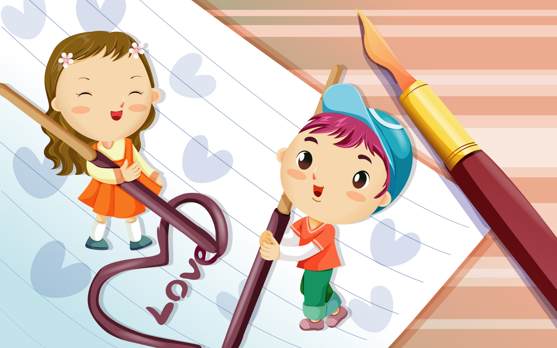 570+ Wallpaper Of Romantic Couple Cartoon HD Terbaru