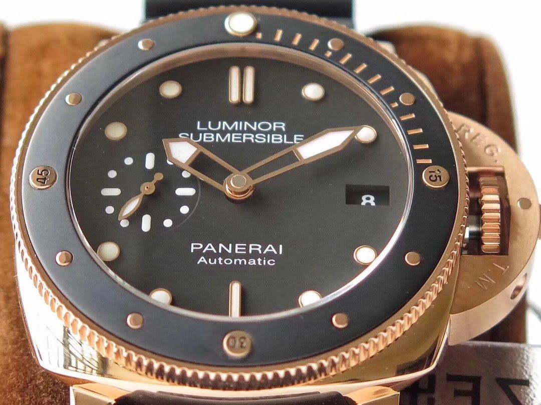 Replica Panerai PAM 684 Black Dial