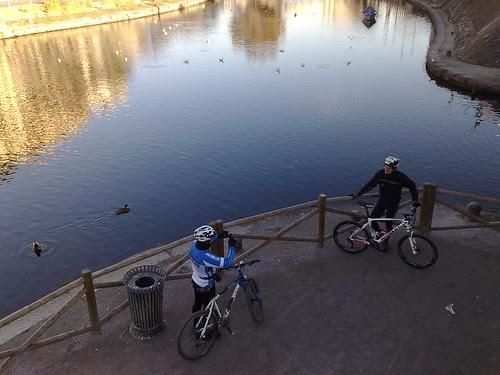 Foto tra ciclisti by durishti
