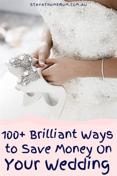 100  Brilliant Ways to Save Money On Your Wedding   Stay