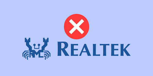 How to Fix Install Realtek HD Audio Driver Failure Error