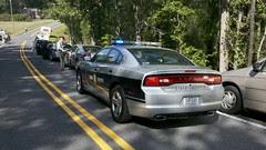 Cop Car Orgy