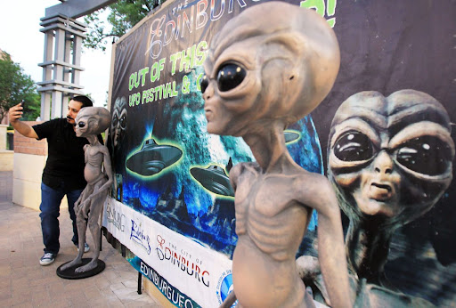 Avatar of Out of this world: UFOs encounters recalled, alien life debated during annual Edinburg festival