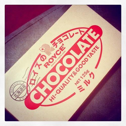 Things I Love: Royce Chocolates