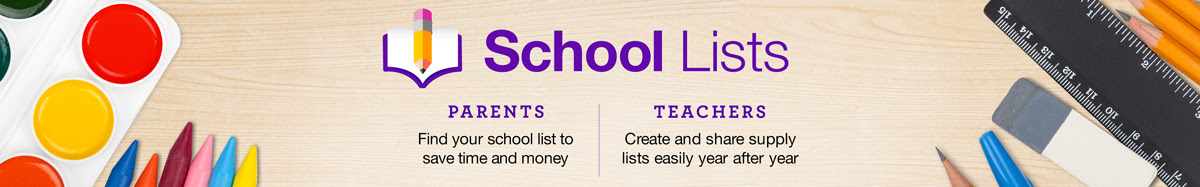 School Lists Logo