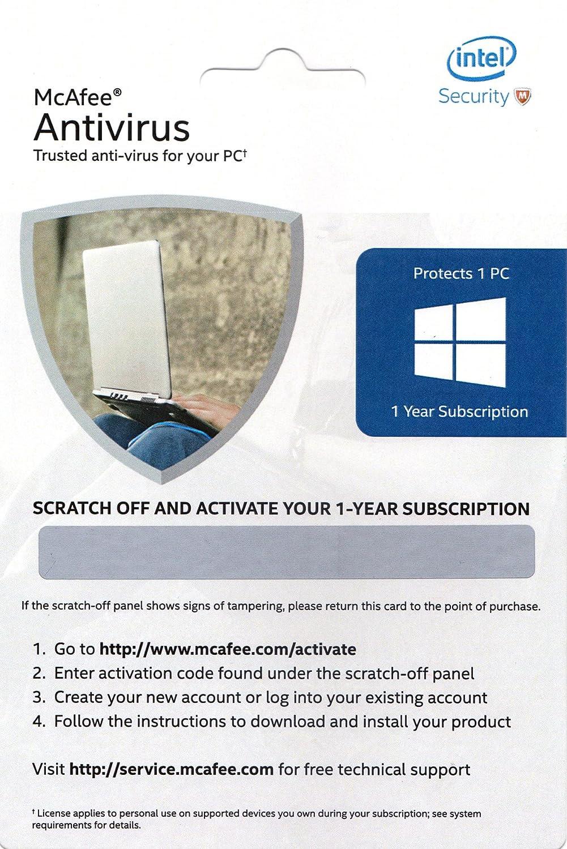 Deals on McAfee Anti-Virus