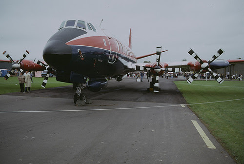 XT661 RS&RE St Athan 140985