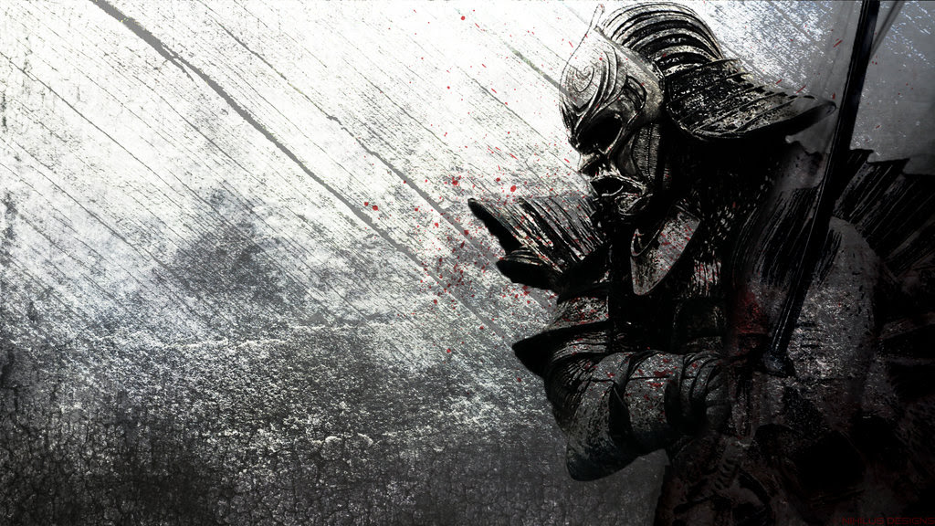Samurai Wallpaper Sf Wallpaper