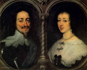 Sir-Anthony-van-Dyck-Karel-I-van-Engeland-en-Henrietta-van-Frankrijk-i8124