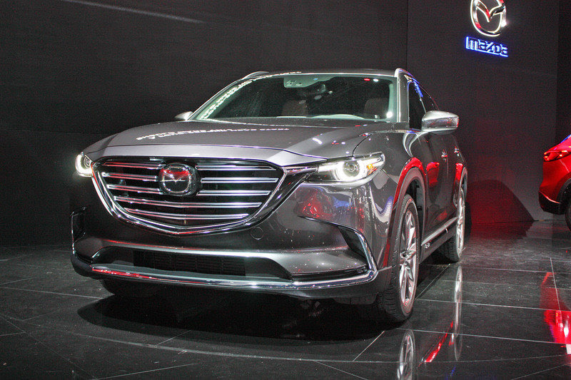 2017 Mazda CX-9 - Picture 656973 | car review @ Top Speed