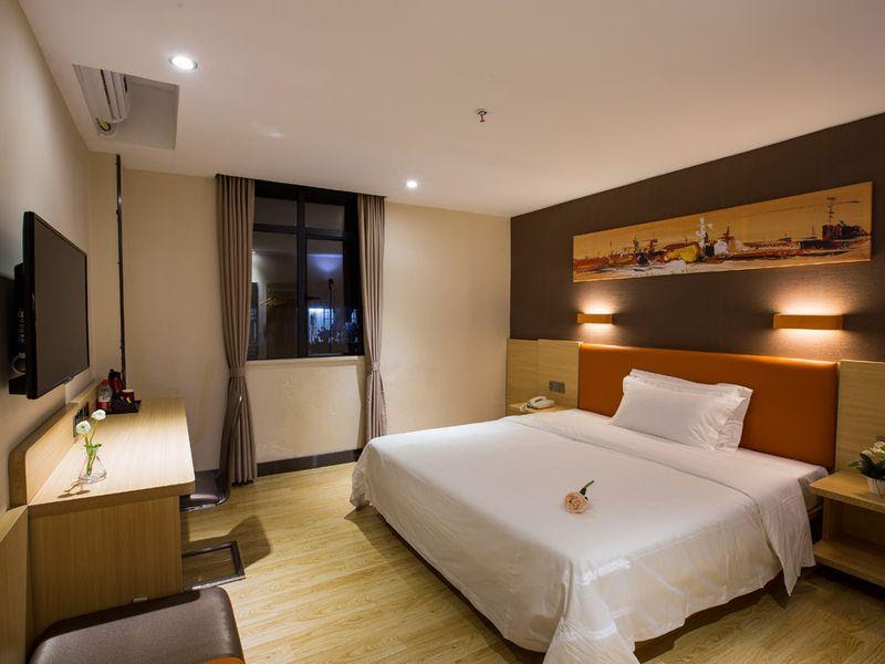 Review 7Days Inn Chengdu Dafeng Rongbei Road
