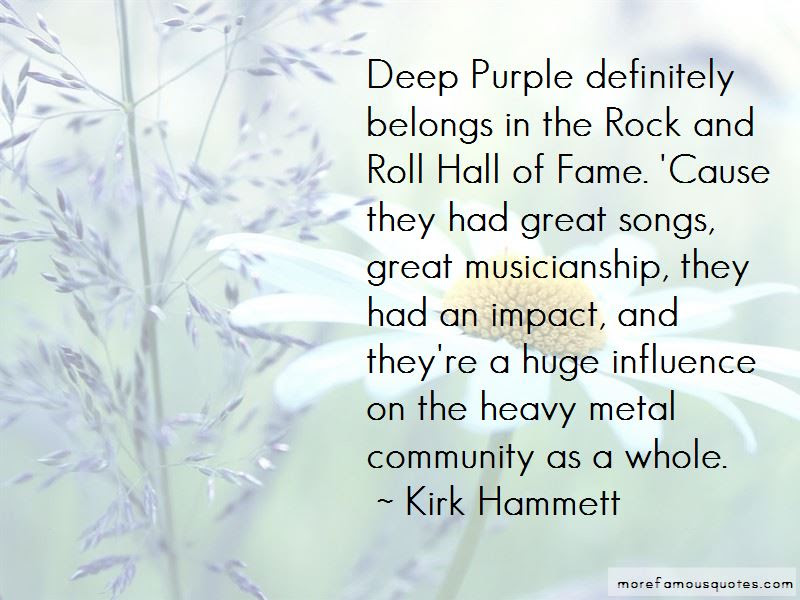 Deep Rock N Roll Quotes Top 8 Quotes About Deep Rock N Roll From