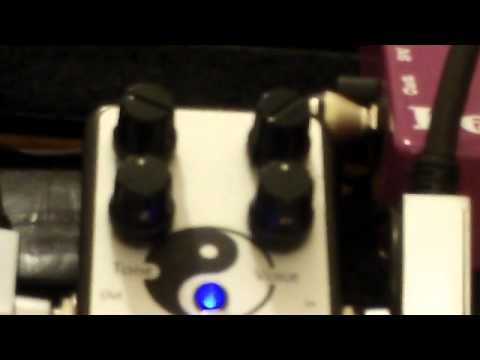 Hermetico Guitar  Pedal Effects  Hermida Audio Zendrive