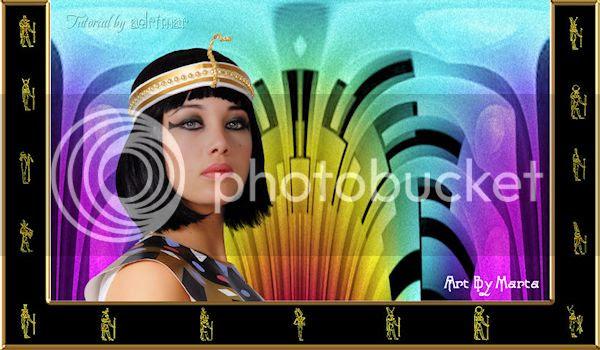 Marta- Misterio egipcio by Adrimar