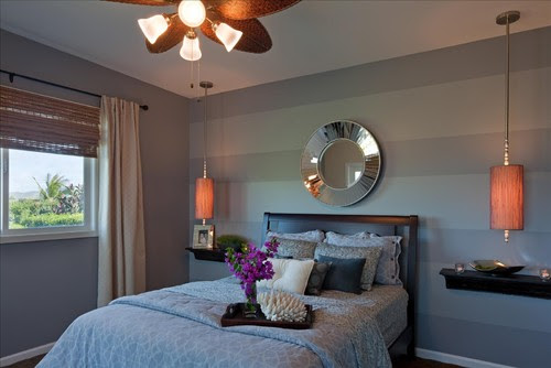 What paint colors was used for feature wall? - Houzz