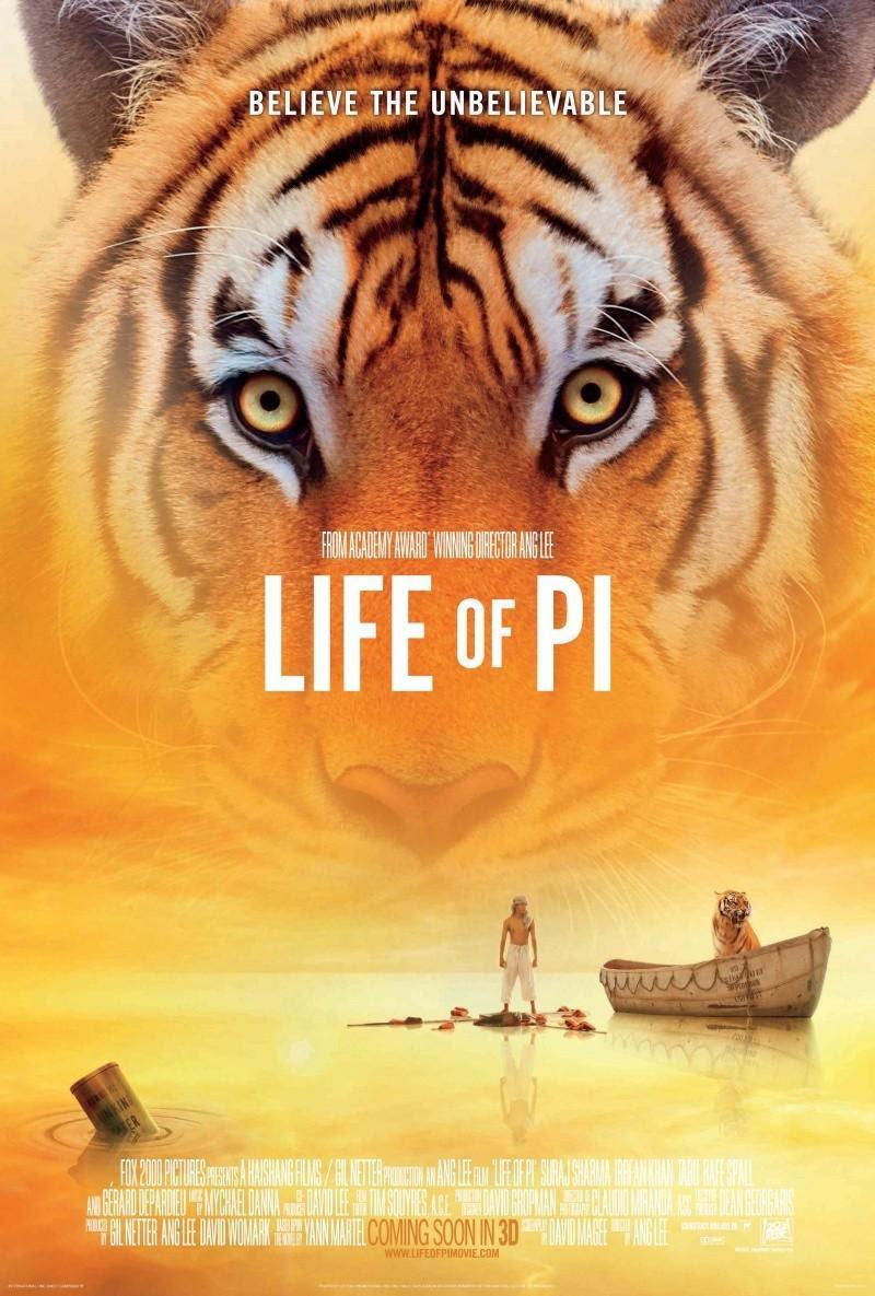 """Blog Safari Club, película online """"La vida de Pi"""""""