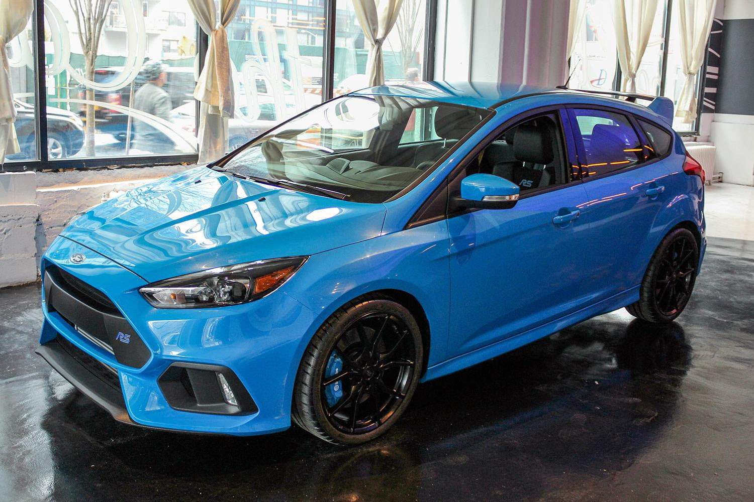 2016 Ford Focus RS First Look| Spec, Pictures, Performance | Digital ...