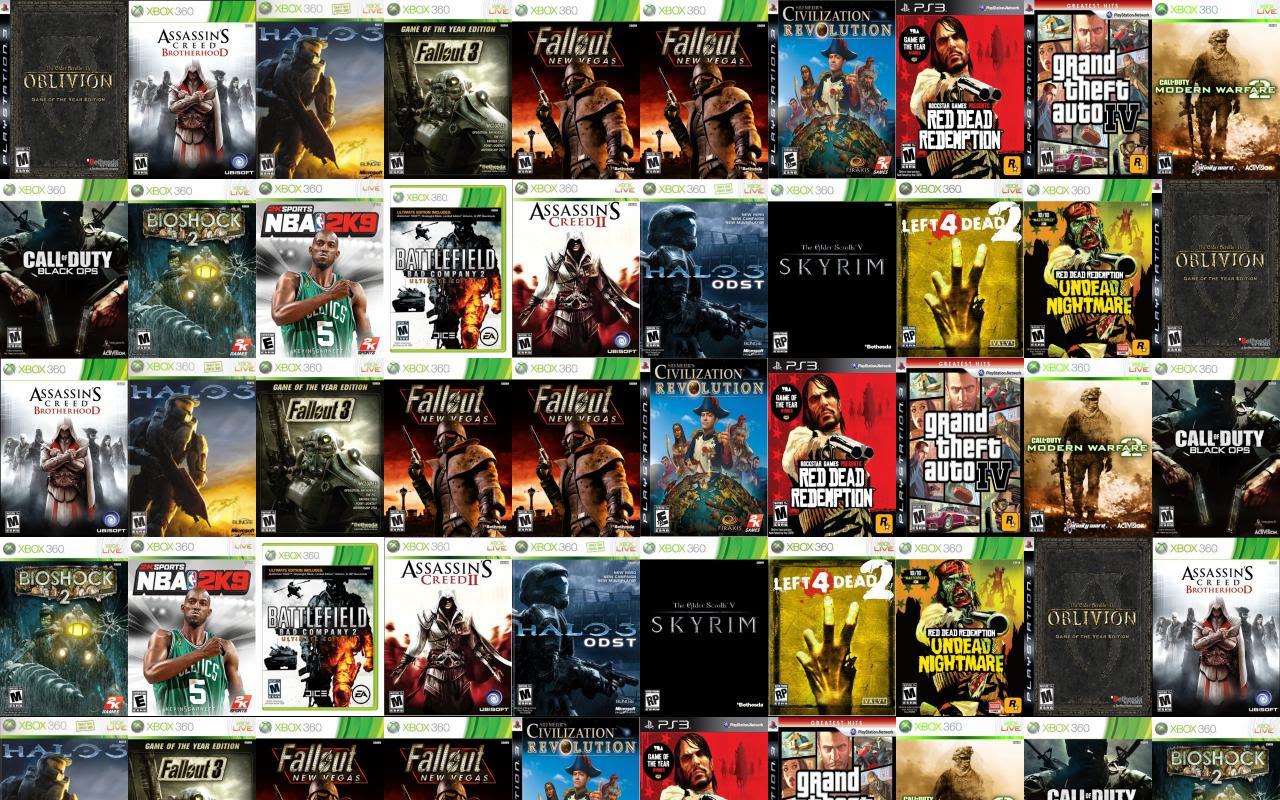 Assassins Creed Botherhood Tiled Desktop Wallpaper