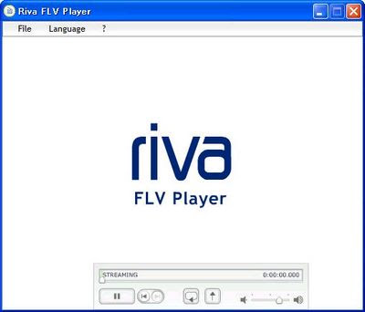 Riva FLV Player