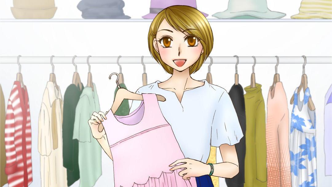 スタイリストstylist 女の子に人気さくら Sakura あこがれの職業紹介