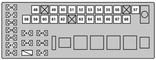 Lexus Gs430 2006 Fuse Box Diagram Auto Genius