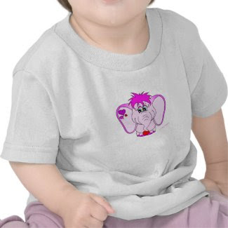 Cute Lucky Pinkie Infant T-Shirt