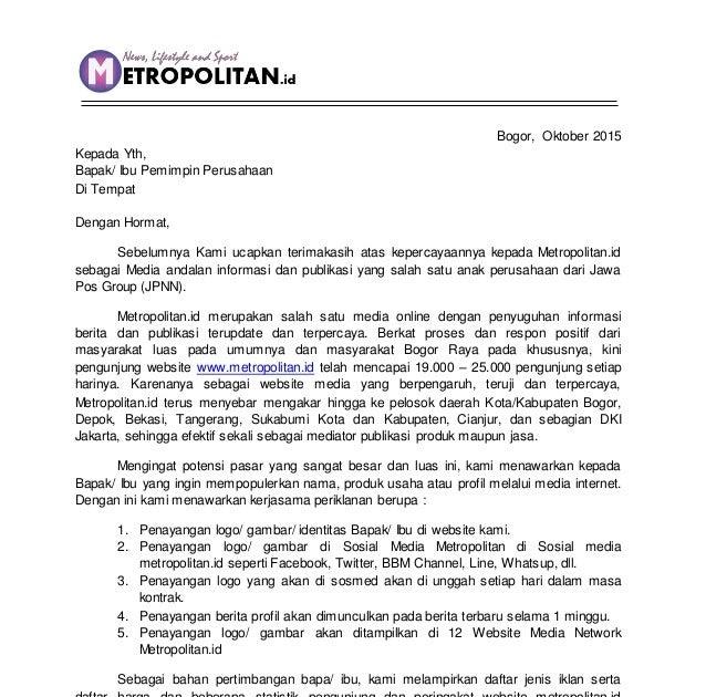Surat Rasmi Permohonan Pembatalan Gst - Surasmi H