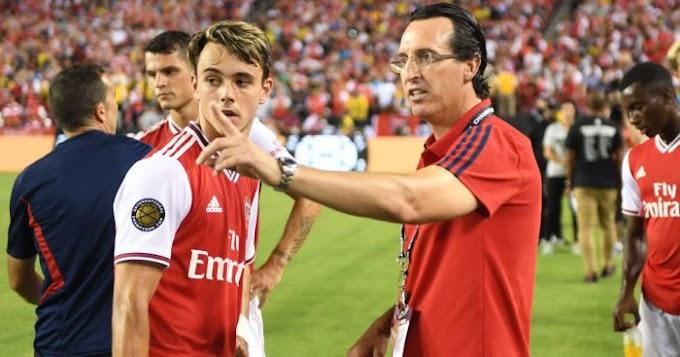 Unai Emery caps Arsenal expectations and talks transfers