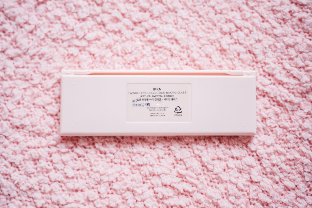 IPKN x estherlovesyou Twinkle Eye Collection - Baking Class | chainyan.co