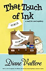 That Touch of Ink (A Mad for Mod Mystery Book 2)
