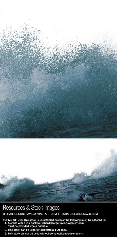 ocean waves png psd  rgdart  deviantart
