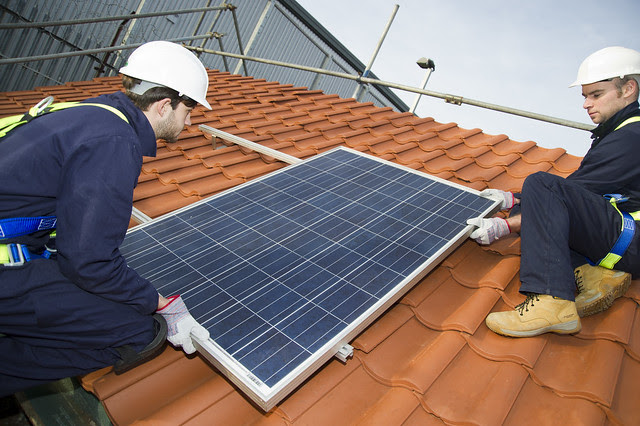 NABCEP Certification Solar Panel Installation Training