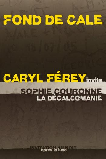 Fond de cale de Sophie Couronne & Caryl Férey