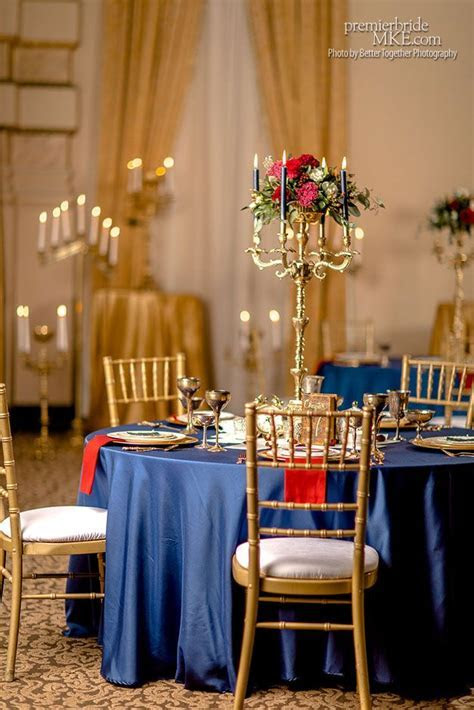 Beauty and the Beast table setting   Wedding in 2019