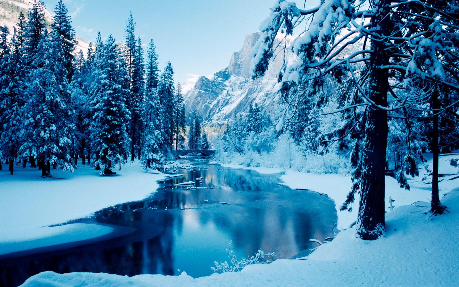 winter wallpaper for desktop  HD Desktop Wallpapers  4k HD