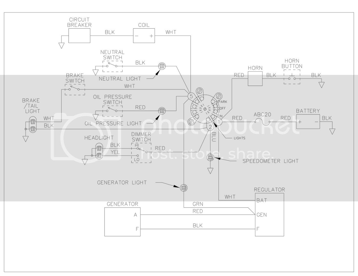 31 Harley Ignition Switch Wiring Diagram