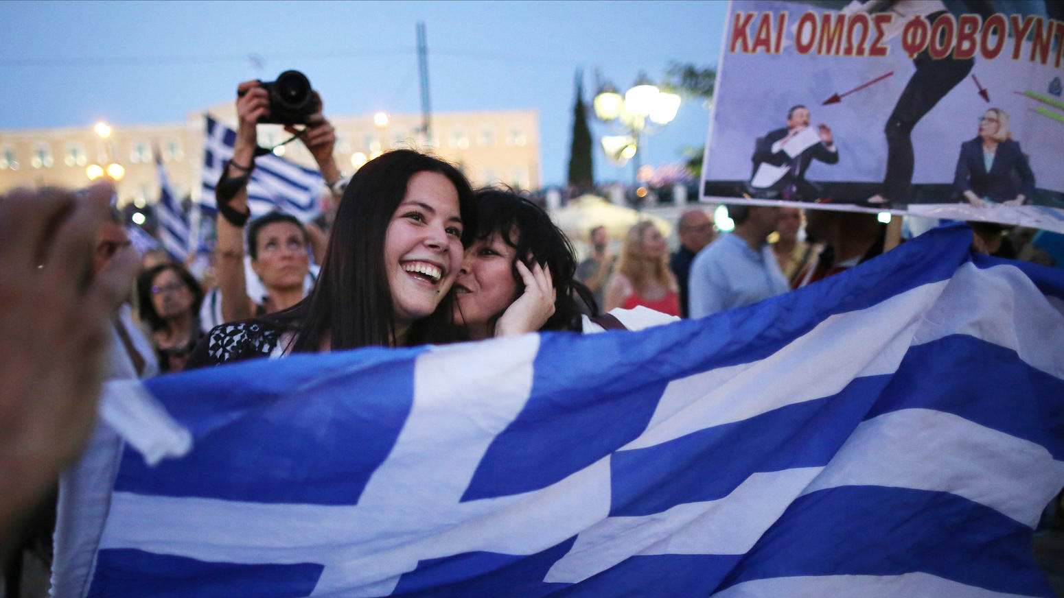 Greek referendum vote