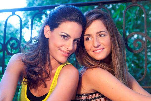 Luisa Micheletti e Erika Mader