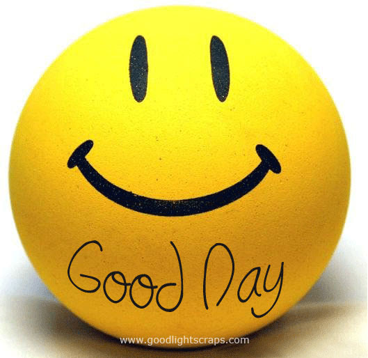 Have a good day!!