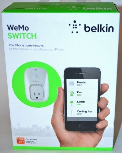 Belkin WeMo Smart Home Automation Switch review