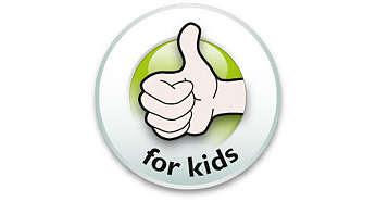 Produkt przyjazny dzieciom, zaprojektowany z myślą o najmłodszych
